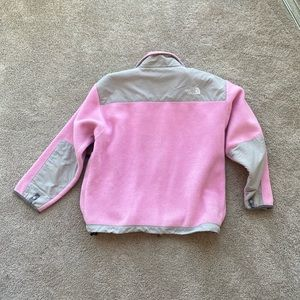 THE NORTH FACE fleece jacket XL girls(women's S)